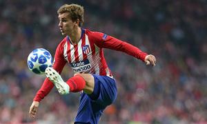Temporada 2018-2019 | Atlético de Madrid - Brujas | Griezmann