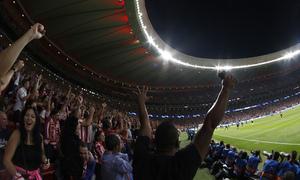 Temporada 2018-2019 | Atlético de Madrid - Brujas | Wanda Metropolitano Afición