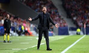 Temporada 2018-2019 | Atlético de Madrid - Brujas | Simeone