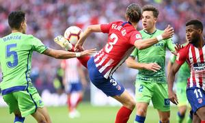 Temporada 2018-2019 | Atlético de Madrid - Betis | Filipe y Lemar