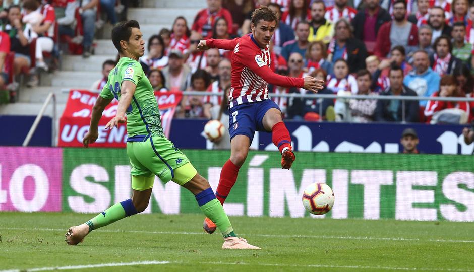 Temporada 2018-2019 | Atlético de Madrid - Betis | Griezmann