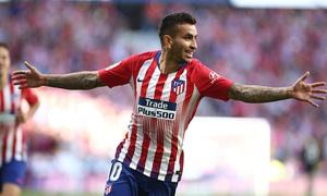 Temporada 18/19 | Atleti - Real Betis | Gol Correa