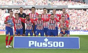 Temporada 2018-2019 | Atlético de Madrid - Betis | Once