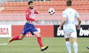 Temporada 18/19 | Atlético de Madrid B - Celta B | Segu