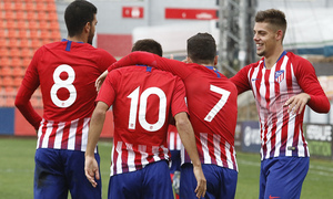 Temporada 18/19 | Atlético de Madrid B - Celta B | Celebración