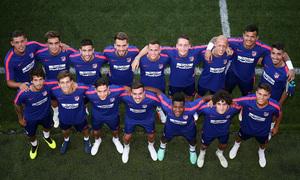 Canteranos primer equipo pretemporada 18/19   GALERÍA ACADEMIA 2018