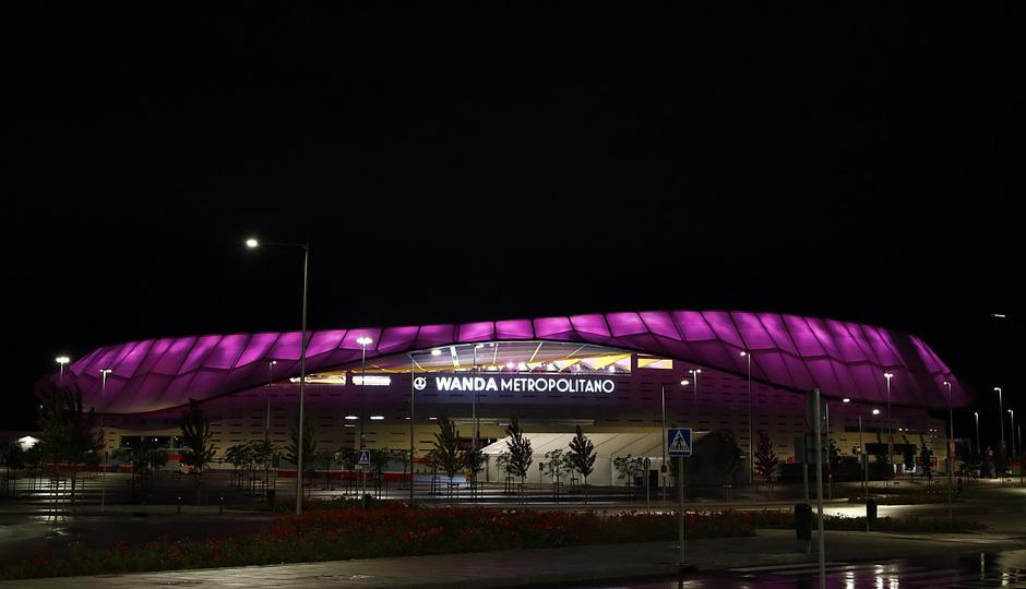 Temporada 18/19 | Wanda Metropolitano contra el Cáncer de mama