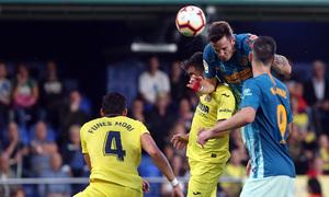Temporada 18/19 | Villarreal - Atleti | Saúl