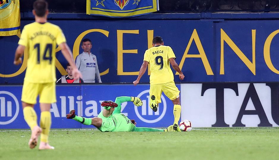 Temporada 18/19 | Villarreal - Atleti | Oblak