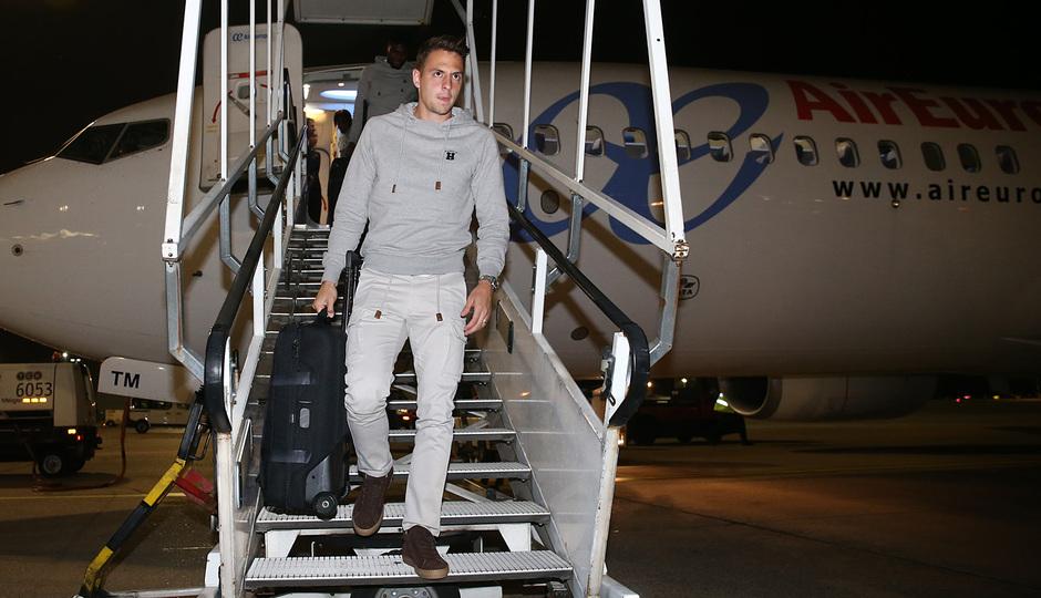 Temporada 18/19 | Borussia Dortmund - Atlético de Madrid | Llegada | Arias