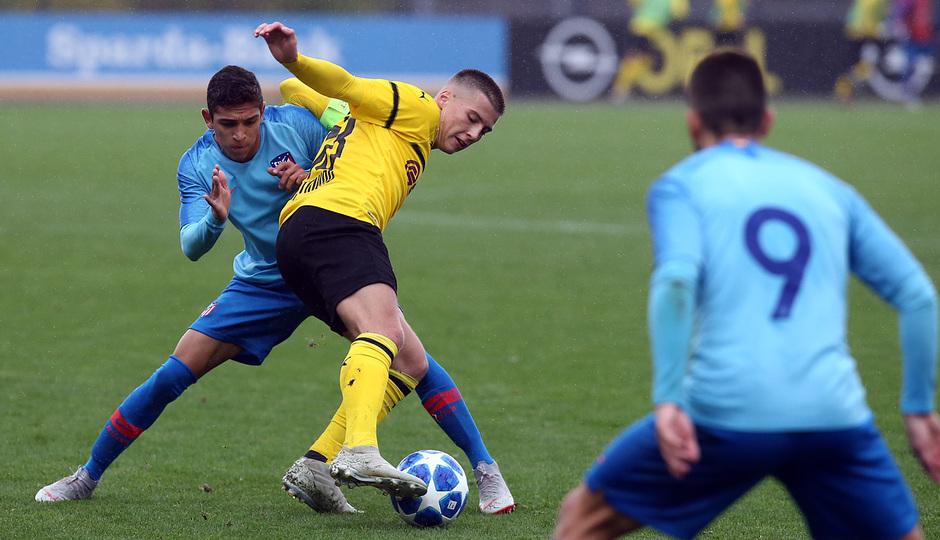 Temp. 18-19 | Youth League. Dortmund-Atlético de Madrid.
