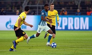 Temporada 2018-2019 | Borussia Dortmund - Atlético de Madrid | Lemar