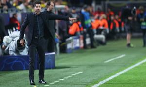 Temporada 2018-2019 | Borussia Dortmund - Atlético de Madrid | Simeone