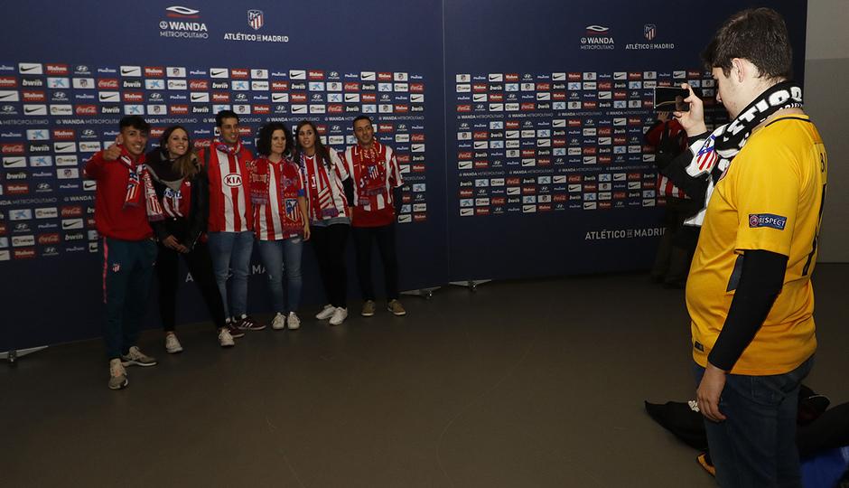 Temporada 18/19 | Atlético de Madrid - Real Sociedad | Día de las Peñas 2018