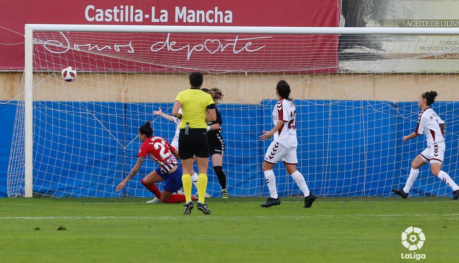 Temporada 2018-2019 | Fundación Albacete - Atlético de Madrid | Gol Jennifer Hermoso
