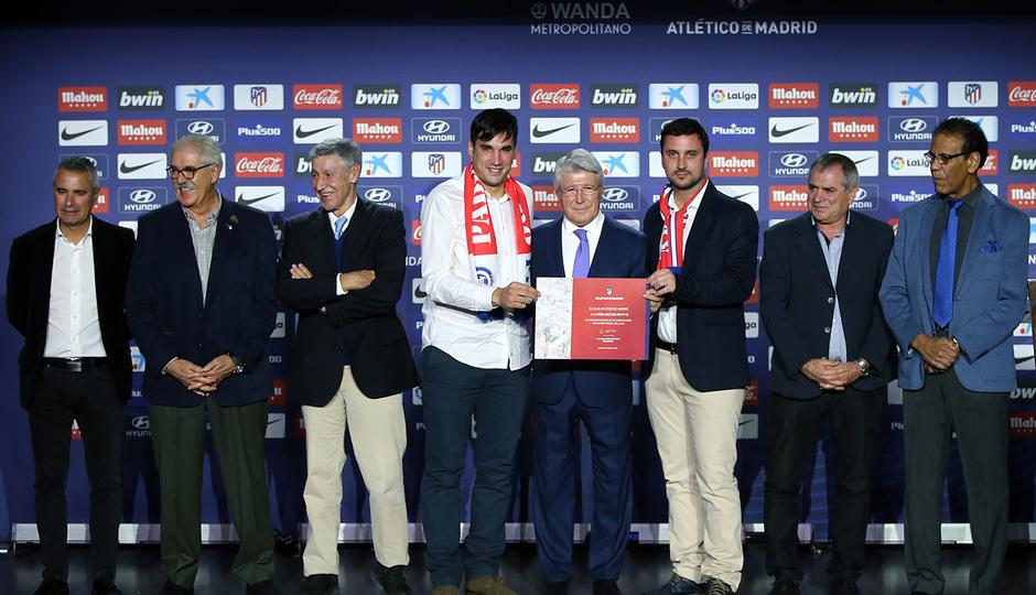 Temporada 18/19 | Atlético de Madrid - Real Sociedad | Día de las Peñas 2018 | Adictos ATM