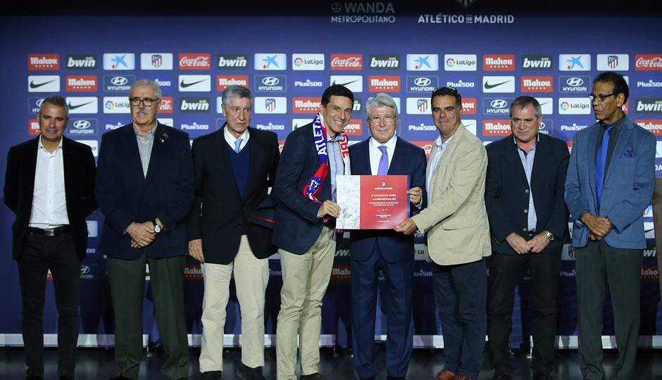 Temporada 18/19 | Atlético de Madrid - Real Sociedad | Día de las Peñas 2018 | EL Capi