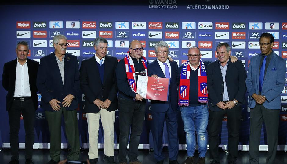 Temporada 18/19 | Atlético de Madrid - Real Sociedad | Día de las Peñas 2018 | Nuevo Comienzo