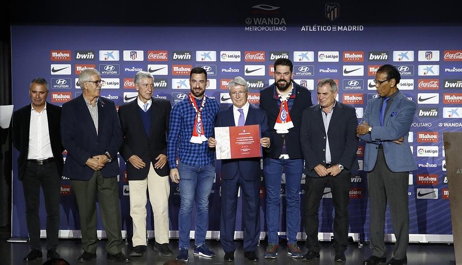Temporada 18/19 | Atlético de Madrid - Real Sociedad | Día de las Peñas 2018 | Tielmes