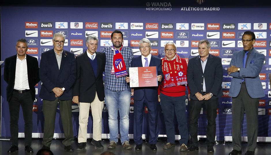 Temporada 18/19 | Atlético de Madrid - Real Sociedad | Día de las Peñas 2018 | La Pantera