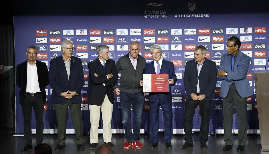 Temporada 18/19 | Atlético de Madrid - Real Sociedad | Día de las Peñas 2018 | La Habana