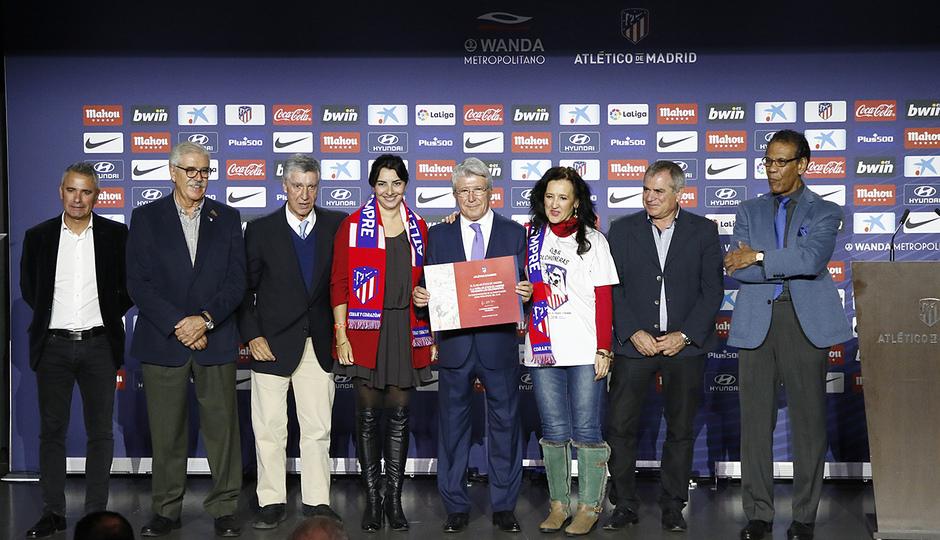 Temporada 18/19 | Atlético de Madrid - Real Sociedad | Día de las Peñas 2018 | Las Colchoneras
