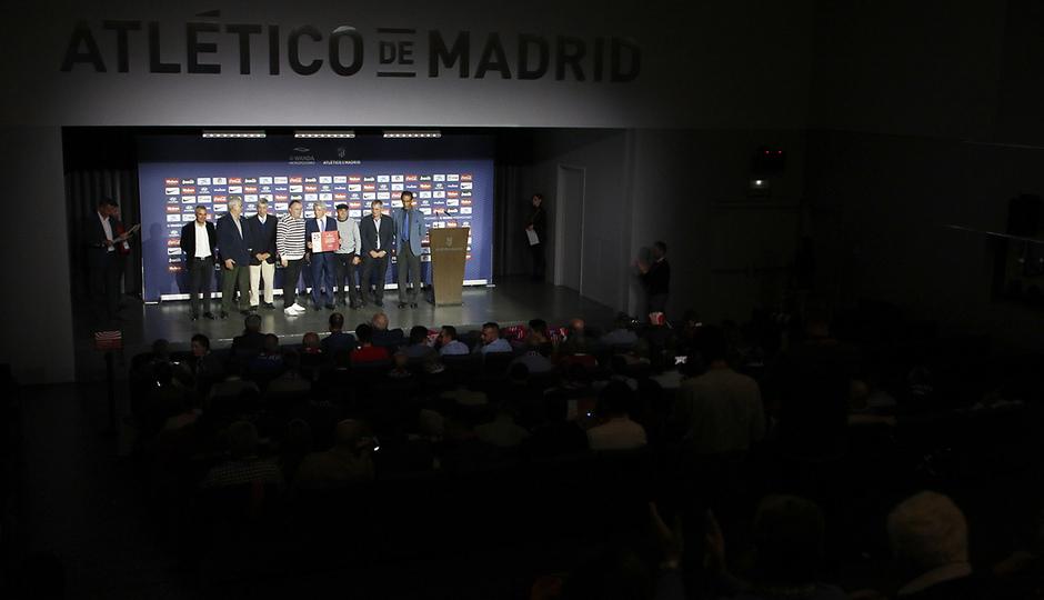 Temporada 18/19 | Atlético de Madrid - Real Sociedad | Día de las Peñas 2018 | Escariche