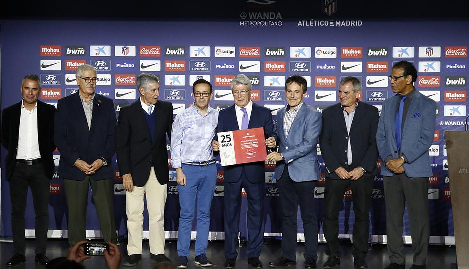 Temporada 18/19 | Atlético de Madrid - Real Sociedad | Día de las Peñas 2018 | Jesús Gil