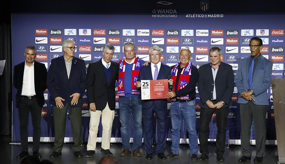 Temporada 18/19 | Atlético de Madrid - Real Sociedad | Día de las Peñas 2018 | La Zarza