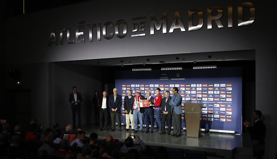 Temporada 18/19 | Atlético de Madrid - Real Sociedad | Día de las Peñas 2018 | M.de Callosa de Segura