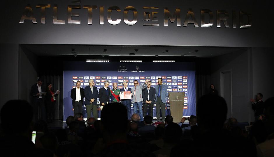 Temporada 18/19 | Atlético de Madrid - Real Sociedad | Día de las Peñas 2018 | Miajadena