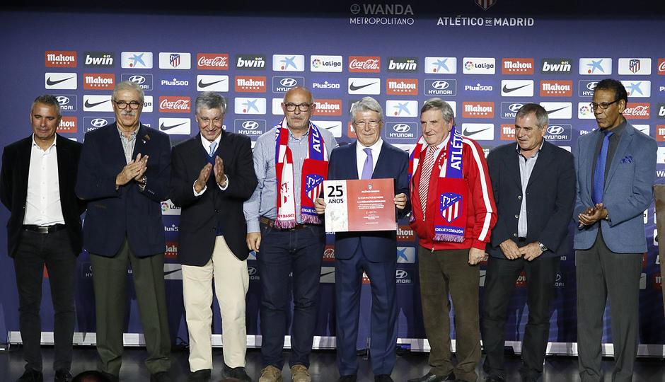 Temporada 18/19 | Atlético de Madrid - Real Sociedad | Día de las Peñas 2018 | Arevalense