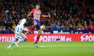 Temporada 2018-2019 | Atlético de Madrid - Real Sociedad | Rodrigo