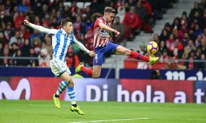 Temporada 2018-2019 | Atlético de Madrid - Real Sociedad | Saúl