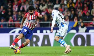 Temporada 18/19 | Atlético de Madrid - Real Sociedad | Diego Costa