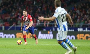 Temporada 18/19 | Atlético de Madrid - Real Sociedad | Koke
