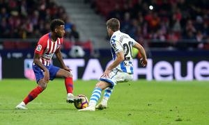 Temporada 18/19 | Atlético de Madrid - Real Sociedad | Lemar