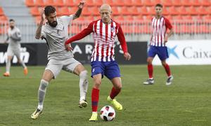 Temporada 18/19 | Atlético B - Ponferradina | Mollejo