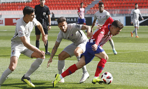 Temporada 18/19 | Atlético B - Ponferradina | Joaquín