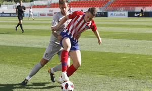 Temporada 18/19 | Atlético B - Ponferradina | Borja Garcés