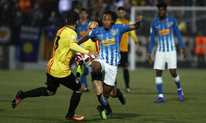 Temporada 18/19 | Sant Andreu - Atleti | Copa del Rey | Gelson
