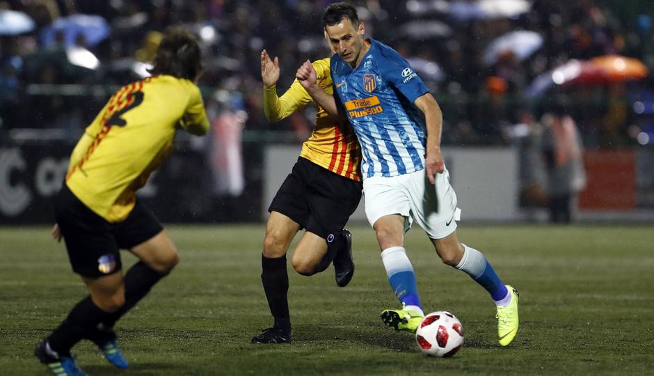 Temporada 18/19 | Sant Andreu - Atleti | Copa del Rey | Kalinic
