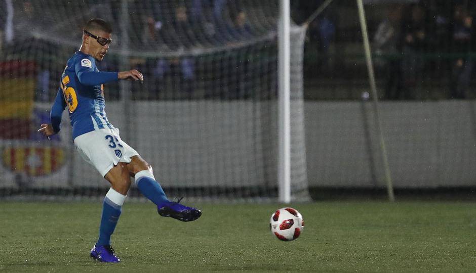 Temporada 18/19 | Sant Andreu - Atleti | Copa del Rey | Montero