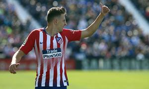 Temporada 2018-2019 | Leganés - Atlético de Madrid | Arias