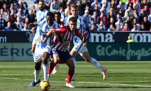 Temporada 2018-2019 | Leganés - Atlético de Madrid | Correa
