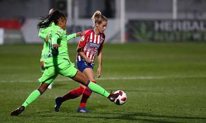 Temp. 18-19 | Atlético de Madrid Femenino-Levante UD. Ángela Sosa