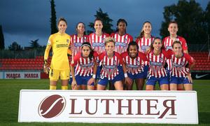 Temp. 18-19 | Atlético de Madrid Femenino-Levante UD. Once