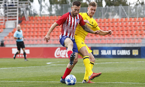 Temporada 18/19 | Atlético de Madrid - Borussia Dortmund | Youth League | Ricard