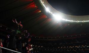 Temporada 2018-2019 | Atlético de Madrid - Dortmund | Grada