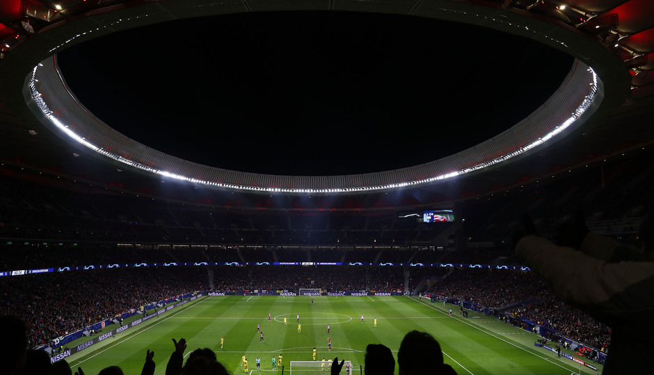 Temporada 2018-2019 | Atlético de Madrid - Dortmund |